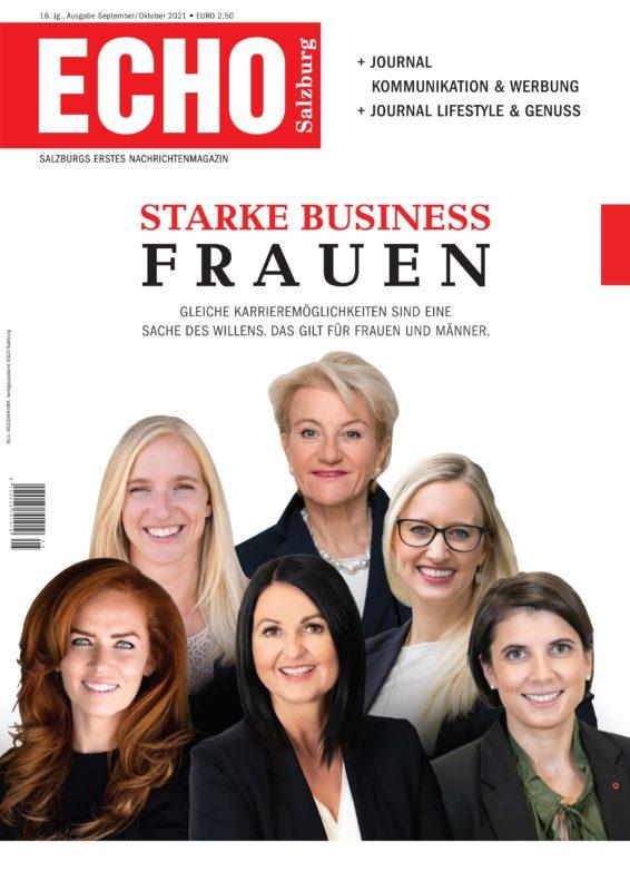 ECHO Starke Business Frauen