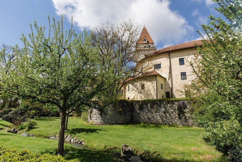 Ambiente Schloss Freistadt