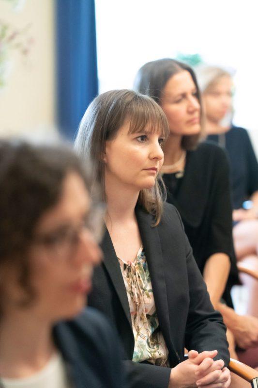 Zertifikatsverleihung Managementlehrgang 2019/2020